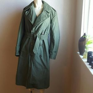 Other - Vintage Military Pea Coat Size Short/Small